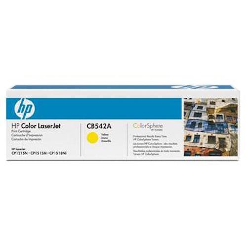 Toner HP CB542A 1,4k gul