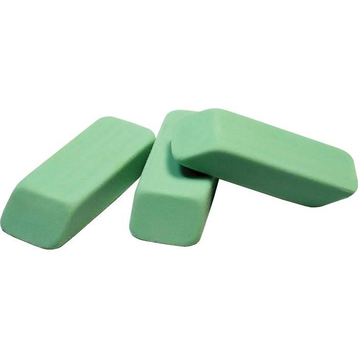 Radergummi grön 80/fp