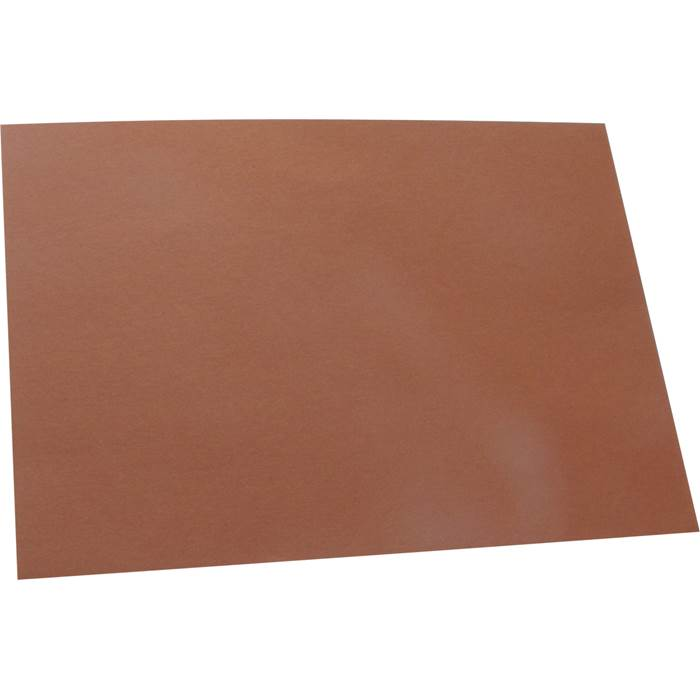 Kartong 270g 35x50 brun 10/fp