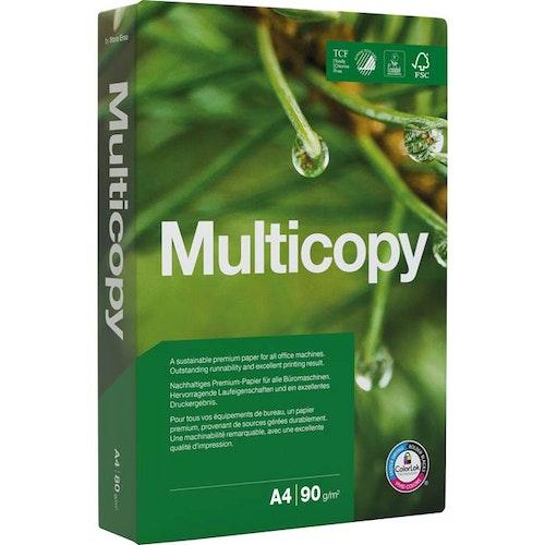 Papper Multicopy A4 90g 500/fp