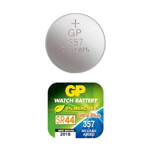 Batteri GP Silveroxid SR44 357