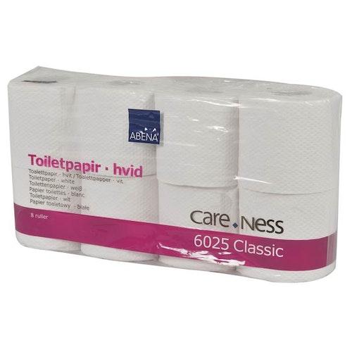 Toalettpapper CareNess Classic 64 st/bal Abena