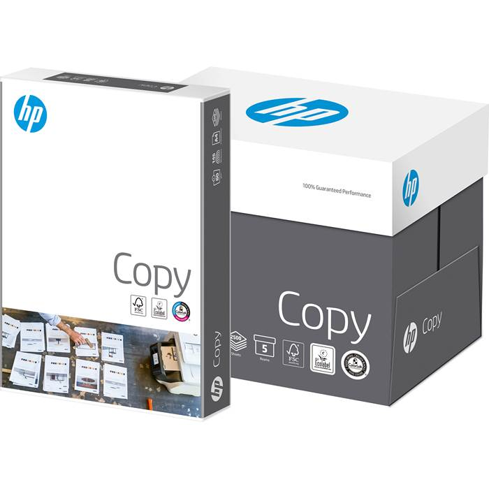 Papper HP Copy A4 80g 500/fp
