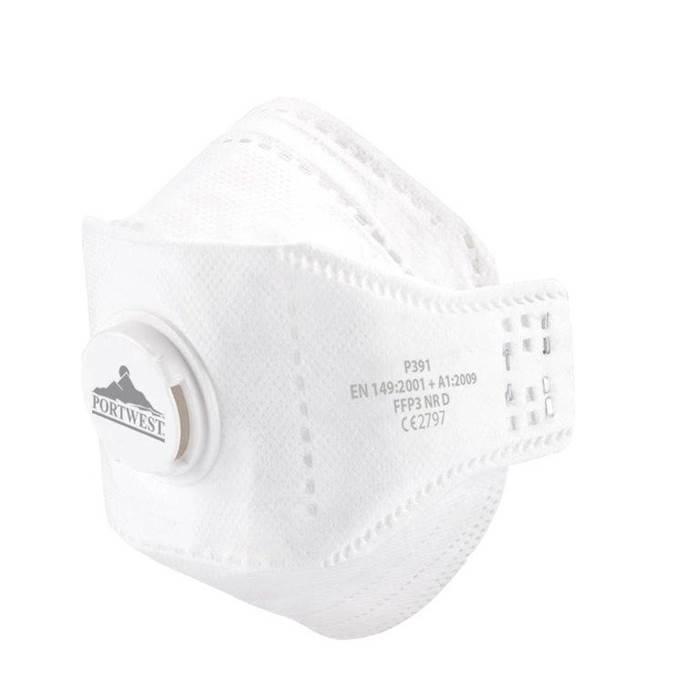 Skyddsmask FFP3 Ventilförsedd 10 st/fp