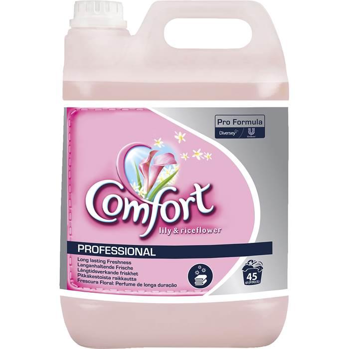 Sköljmedfel Comfort prof Lily & Ricefll 5 Liter