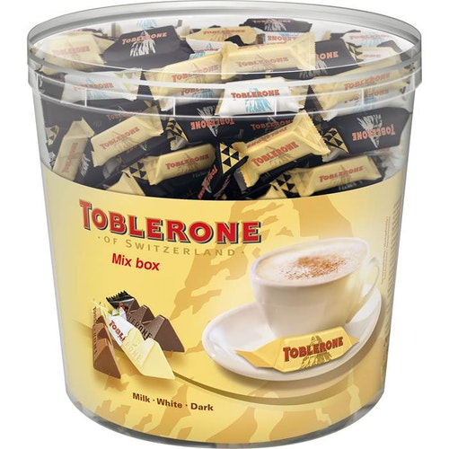 Toblerone cylinder 904 gram
