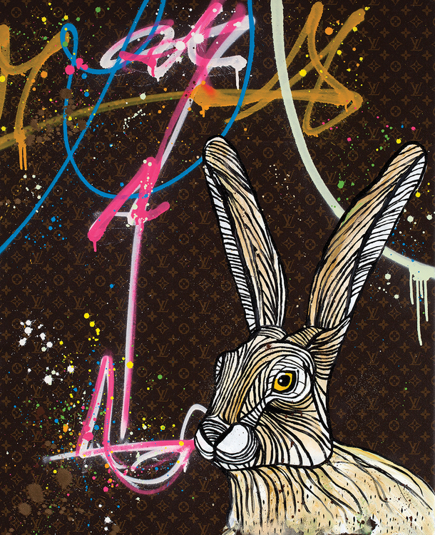 Glam Hare