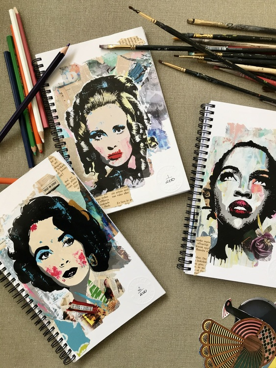 Customized Notebook 'Signs'