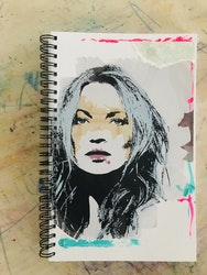 Customized Notebook 'Miss Kate'
