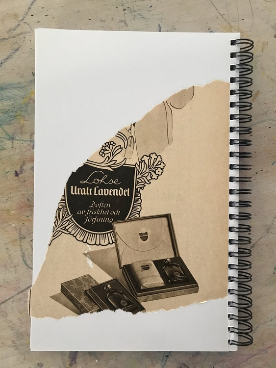 Limited edition Notebook 'Signs'