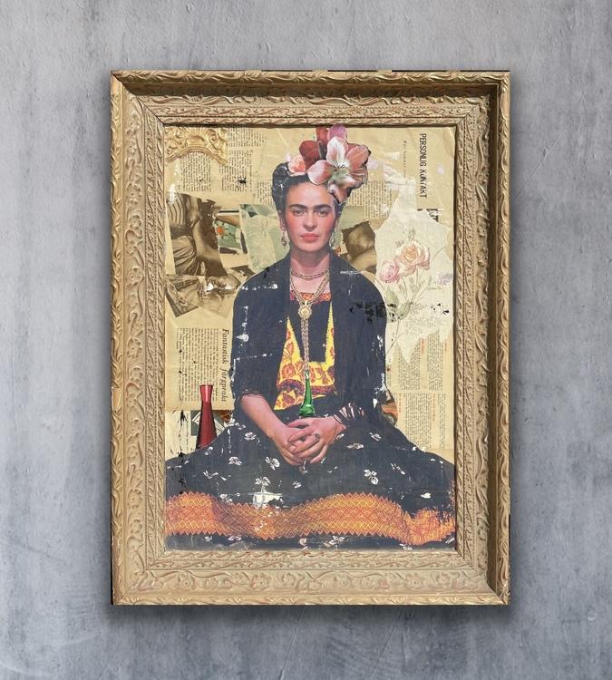 Vintage Frida