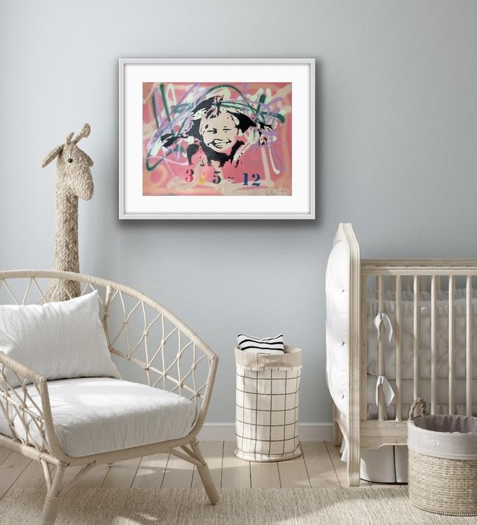 Pippi - Pink