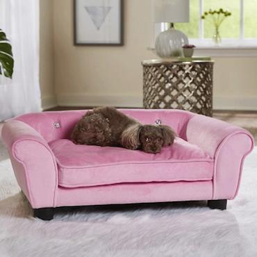Lyxig Hundsoffa Cleo Pink