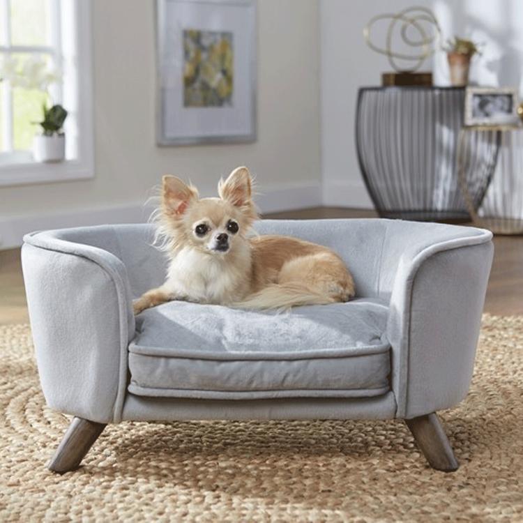 Hundsoffa Romy i lyxig design