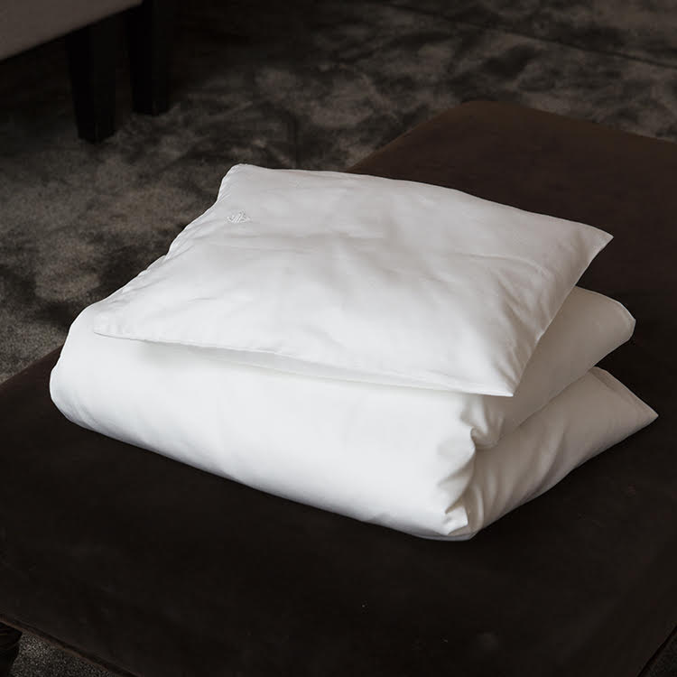 VIKEN baby duvet cover set in Egyptian cotton 400tc.
