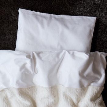 VIKEN baby duvet cover set in Egyptian cotton 400tc.