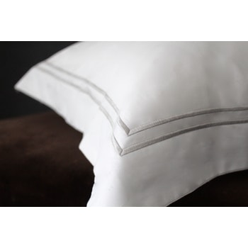 VISBY Egyptian cotton pillowcase 50x90 cm