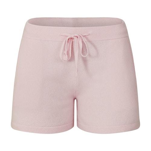 SIRI. Korta shorts i kashmir. Rosa.