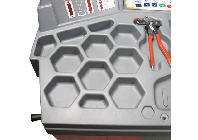 Hjulbalanserare Weber Profi Series STW-201