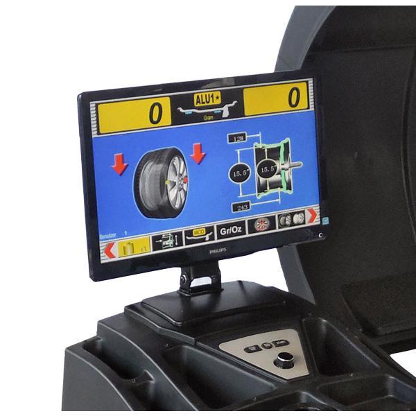 Hjulbalanserare Weber Expert Series Precision 3D Monitor