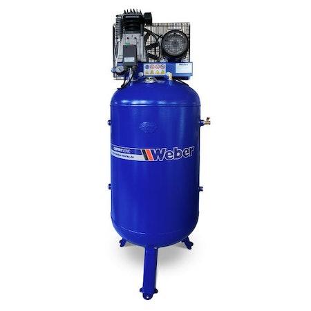 Verkstadskompressor 400 V / 10 bar / 270 l tank