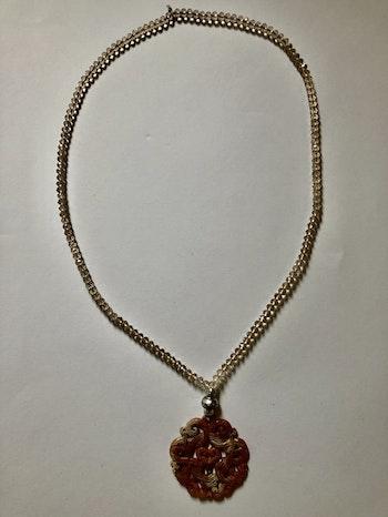 Loving change necklace
