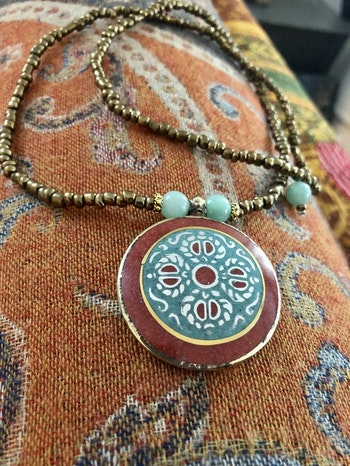 Positivity Necklace