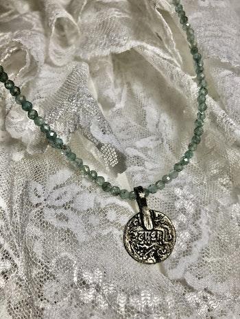 Lucky coin necklace