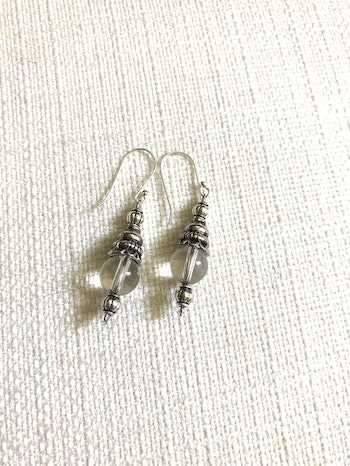 Clarity earrings
