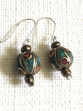 Healing earrings