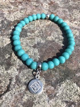 De L'Est turqouise bracelet