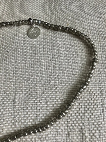 Manifesting necklace