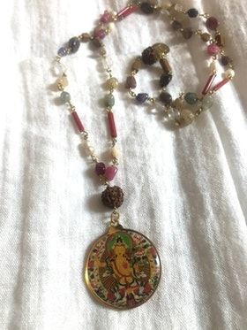 Medicine Buddha Necklace