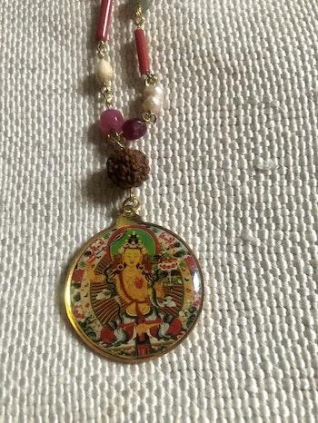 Medicine Buddha Necklace
