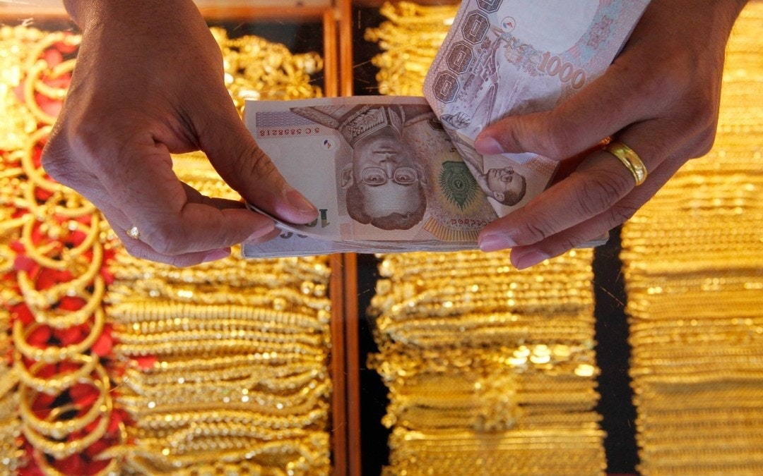 ThaiGoldStore.com - Buy and sell Thai gold jewelry