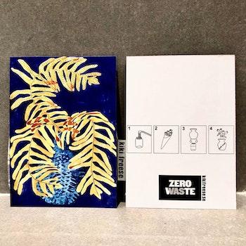 zero waste vas vykort large