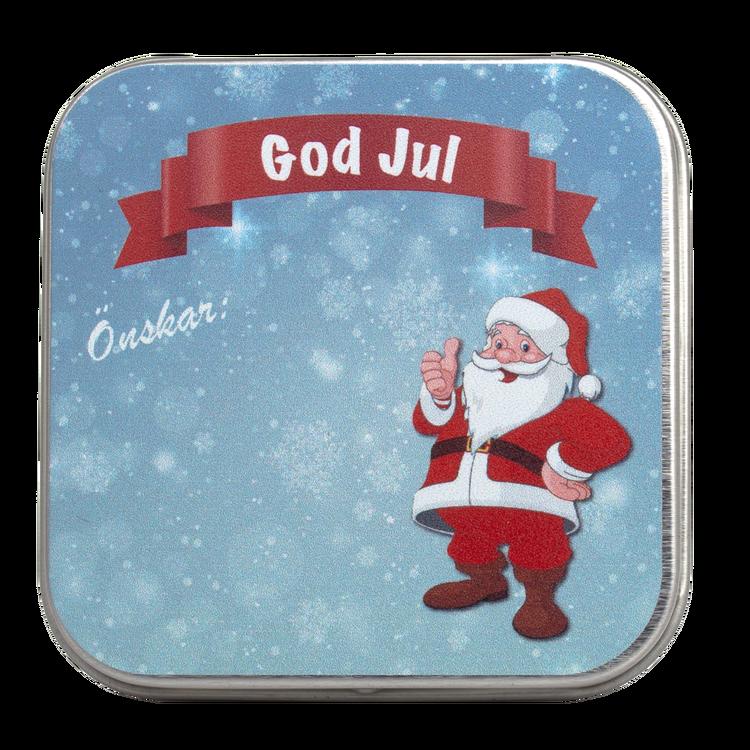 God Jul önskar