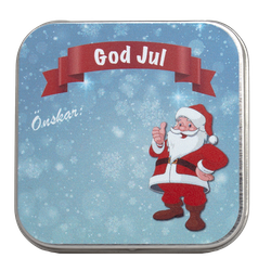 God Jul önskar