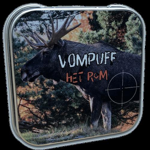 Älgask Vompuff