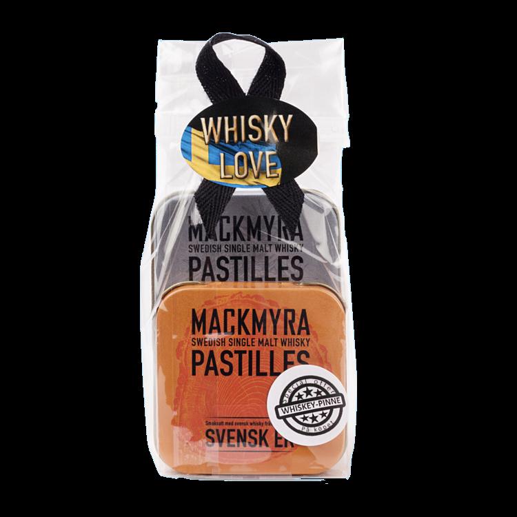 Mackmyra Whiskypastiller 2-pack
