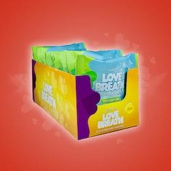 Love Breath Fresh Sweet Mint 15-pack
